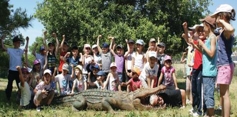 Sorties scolaire, enfants, activités, visites, jeux, animaux